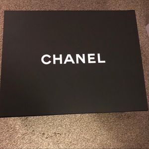 Chanel Extra Large Magnetic Box